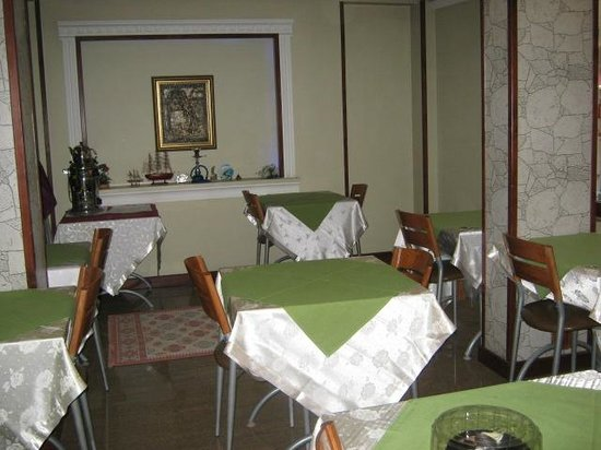 Hotel Pera Capitol: restaurant(place for breakfast)