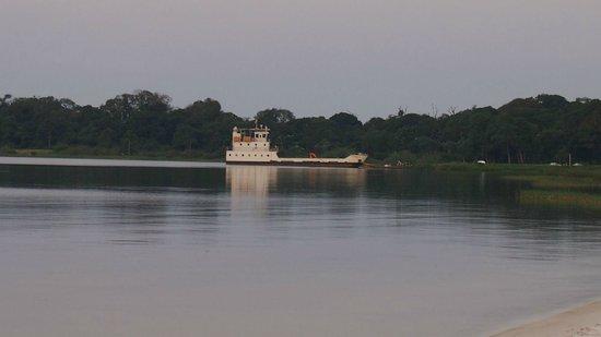 Sesse Islands : Fähre von Entebbe