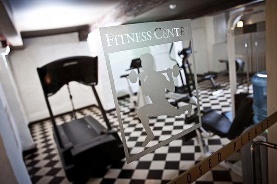 Hotel Navarra: Fitness Room