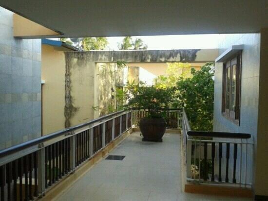 Saigon Mui Ne Resort:                   altes Gebäude Standard Zimmer