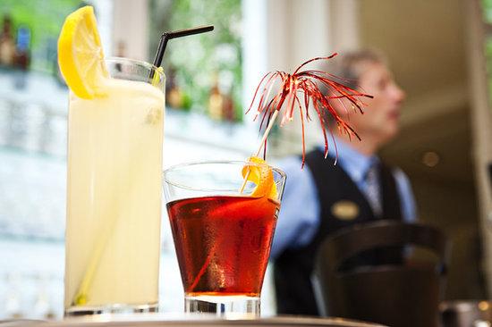 هوتل نافارا: Enjoy a cocktail at our Jazzbar 'The Duke'