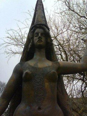 Fritz Roed Sculpture Park