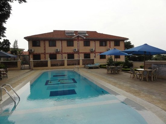Reception picture of le savanna country hotel and lodge kisumu tripadvisor for Hotels in kisumu with swimming pools
