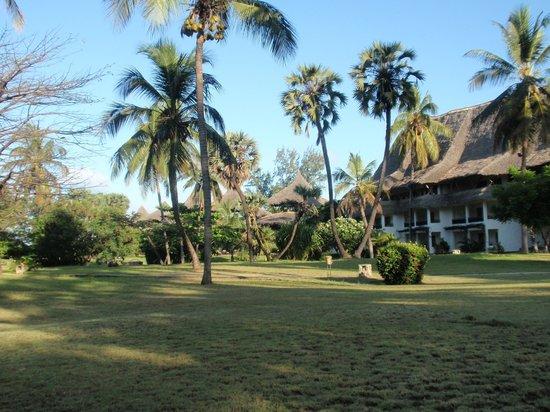 Lawford's Hotel: giardino del resort