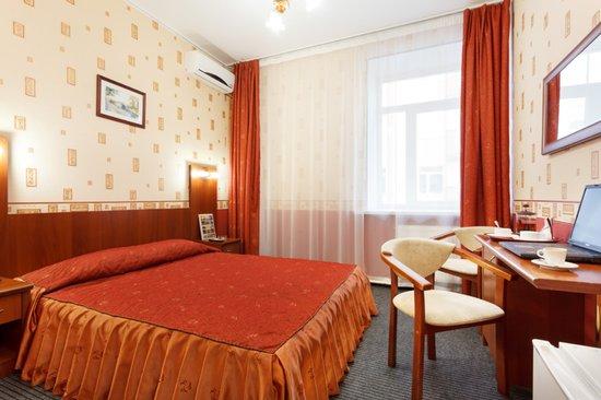 Hotel Regina: Standard room