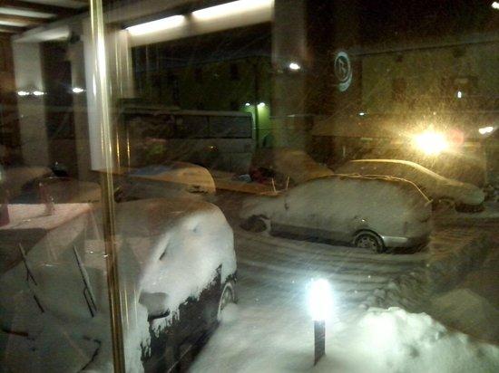 Breguzzo, Włochy:                   Qual'è la nostra macchina? Mah...