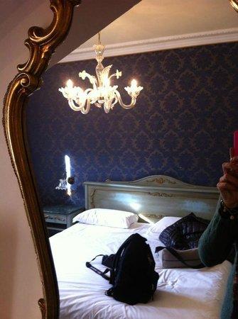 Hotel Violino d'Oro: Camera