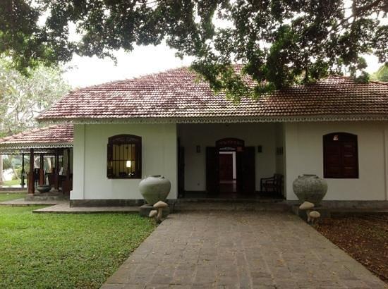 Villa Modarawattha: Entrance