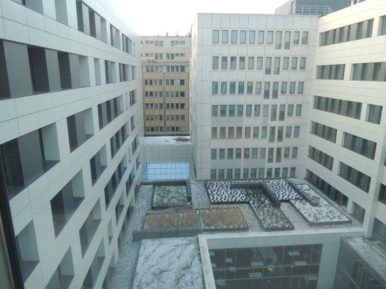 Thon Hotel EU:                   Inner concourse
