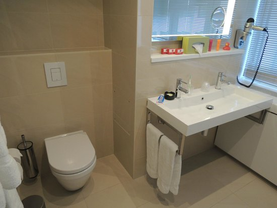 Thon Hotel EU:                   Bathroom