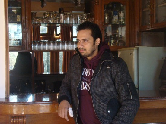 Hotel Himland East Shimla: Bar