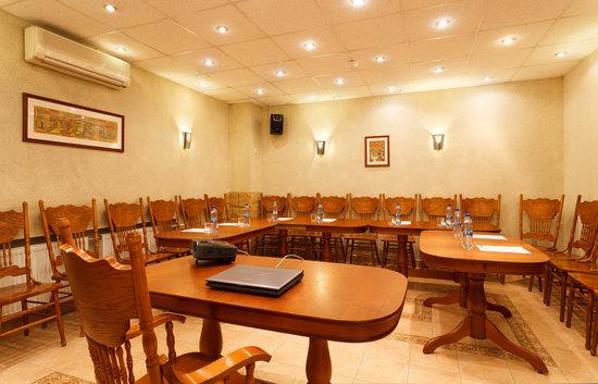 Hotel Regina: Conference room