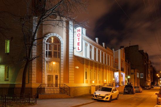 Hotel Regina: Exterior