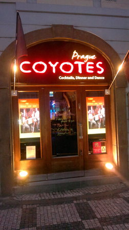 Come join us at Coyotes Prague!