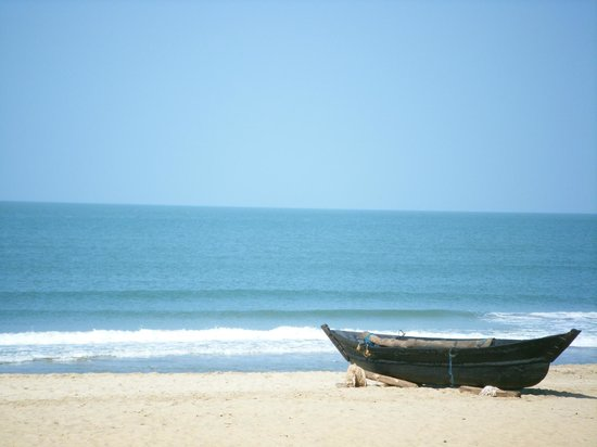 Agonda Beach :                   a beautiful and natural beach
