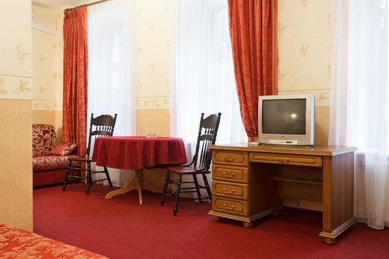 Hotel Eurasia : Deluxe