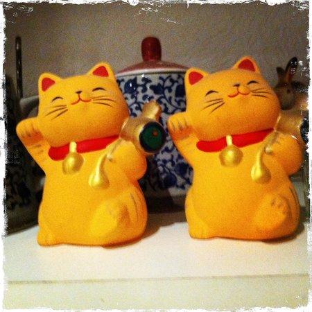 Unithai Oriental Market:                   Cats