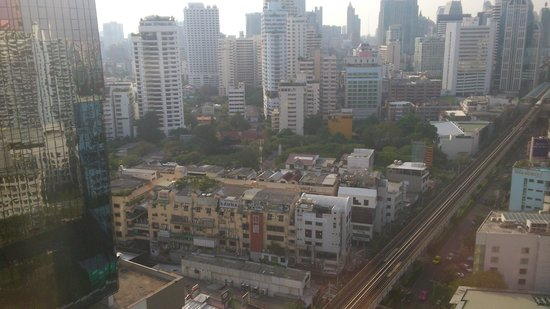 The Westin Grande Sukhumvit: The view from the room