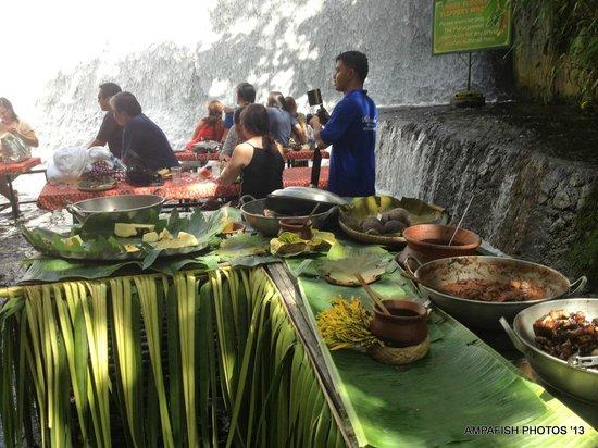 Buffet lunch picture of villa escudero tiaong tripadvisor Villa escudero quezon province