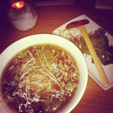 Beef Pho (Hanoi Style)