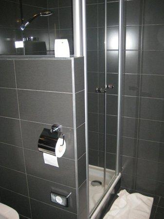 أوبرا جاردن هوتل آند أبارتمينتس:                   Shower                 