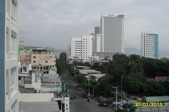 Phu Quy Hotel: View from rooftop