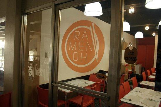 RA Men Oh: Facade shot 2