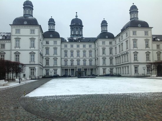 Althoff Grandhotel Schloss Bensberg:                   Exterior of hotel