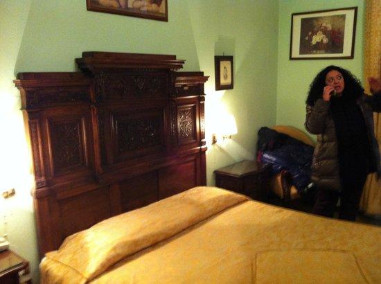 Hotel Villa Liana:                   camera tripla