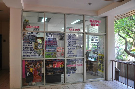 Baan Sabai:                   Travel Shop for internet
