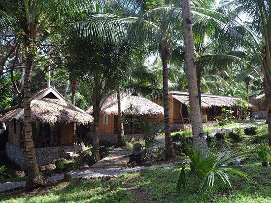 Camiguin Volcan Beach Eco Retreat & Dive Resort: Resort