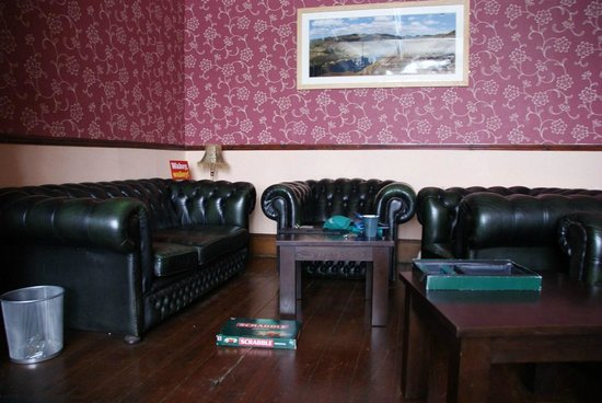 YHA Wasdale Hall:                   common room