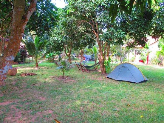 Thanh Kim Nga Resort:                                     Garden