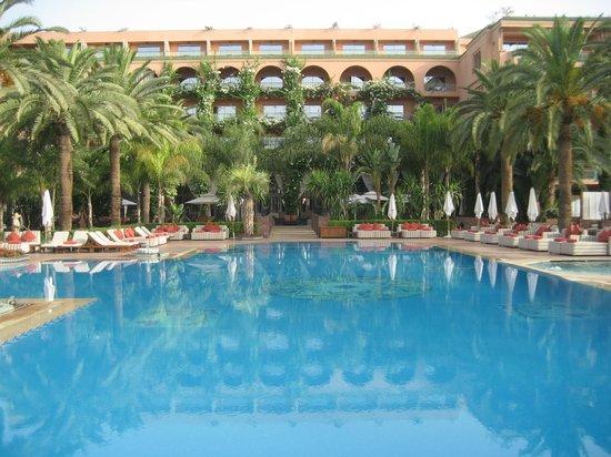 Piscine foto di sofitel marrakech lounge and spa - Piscine sofitel marrakech ...
