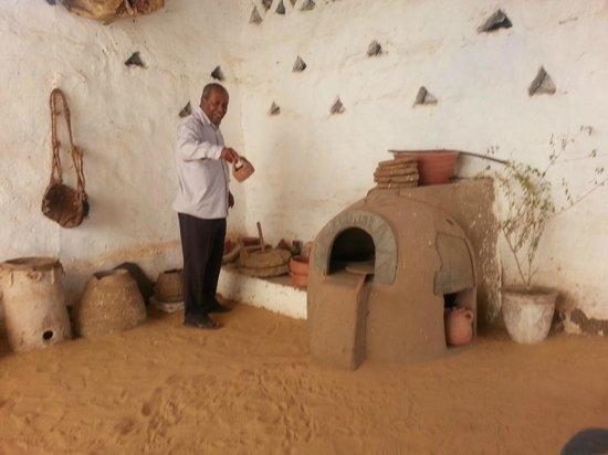 Animalia:                   Home in Nubian village