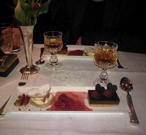 Valentines Dessert Orient Express Picture Of Venice Simplon