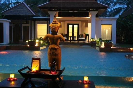 Banyan Tree Phuket: our Spa Villa