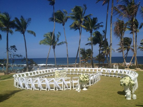 Wedding Picture Of Dorado Beach A Ritz Carlton Reserve