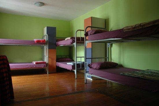 O Fogar de Teodomiro : Habitación