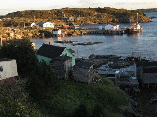Wanderbird Expedition Cruises:                   Newfoundland/abandoned outport