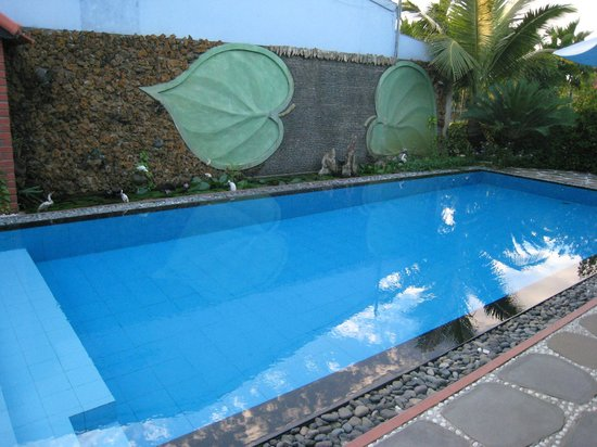 Betel Garden Villas:                   swiming pool