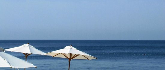 Skiper Resort:                   Nice privat beach