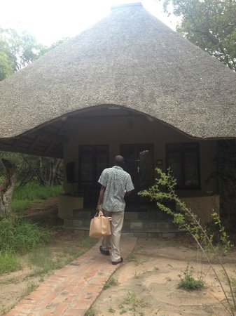 andBeyond Ngala Safari Lodge:                                     Chalet