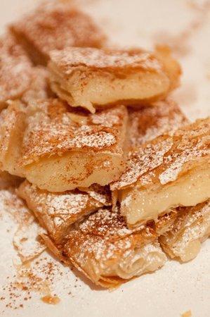 Pop Pie: Vanilla Sweet Cream Pie ( Μπουγατσα Κρεμα)
