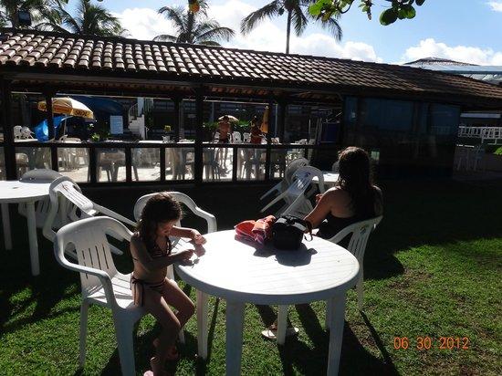 Hotel Baia Cabralia:                   Hotel area de laser