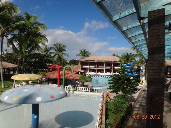Hotel Baia Cabralia:                   Hotel foto do restaurante