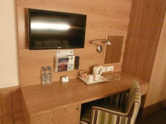 Holiday Inn Express Dubai Airport:                                     Basic commodities