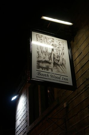 The Booth Wood Inn:                   Booth Wood Inn by Sam E Pilling