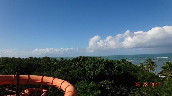 Hotel Baia Cabralia:                   Eco parque desci dessa altura maravilha