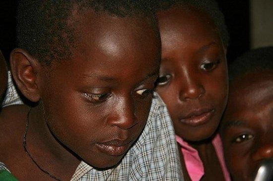 Enfuzi Community Campsite: Orphans